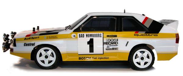 The rally legends audi quattro 1985 rtr 6