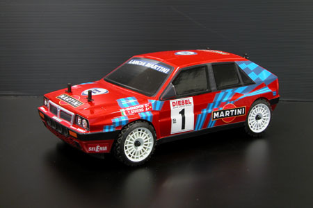 Lancia Delta Sanremo 1989 The rally Legends by Italtrading